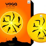 yoga cd label